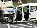 Accidente mortal en Amorebieta | BahVideo.com