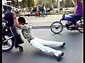 Bu nasil motosiklet s rmektir    BahVideo.com