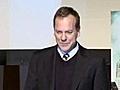 Kiefer Sutherland Jack will be back | BahVideo.com