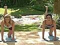 Yoga Zone - Yoga Sculpting Part 2 | BahVideo.com