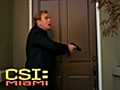 CSI Miami - You Scared Them Away | BahVideo.com