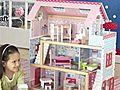 KidKraft Dollhouse   BahVideo.com