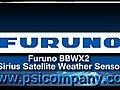 Furuno BBWX2 Satellite Weather Sensor | BahVideo.com