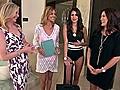 Butterflies and Resort Wear | BahVideo.com