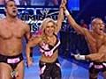 Maria Matt Hardy and the Great Khali Vs The  | BahVideo.com
