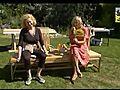 Andrea Kiewel - Fernsehgarten - Feet F sse | BahVideo.com