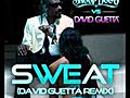 Snoop Dogg vs David Guetta - Sweat Lyrics  | BahVideo.com