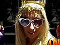 Lady Gaga- Judas PARODY Behind The Awesome  | BahVideo.com