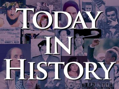 Today in History for July 3rd | BahVideo.com