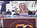 Reese Witherspoon gets her Star in Hollywood  | BahVideo.com