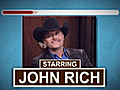 CMT Minute - John Rich | BahVideo.com