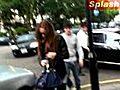 SNTV - Lindsay Lohan arrives back Stateside   BahVideo.com