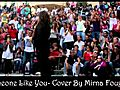Someone like you Cover By Mirna Foug re | BahVideo.com