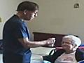 Nursing Home Abuse Caught On Hidden Camera  | BahVideo.com