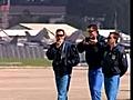 Meeting avion de chasse   BahVideo.com