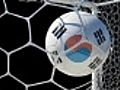 South Korean Ball Scores in Slow Motion with  | BahVideo.com