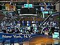 Dow Drops Below 13 000 | BahVideo.com