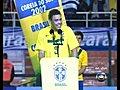 Despedida de Ronaldo fenomeno no Pacaembu em  | BahVideo.com