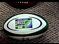 gilbert official 2005 rugby world cup match  | BahVideo.com