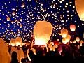 Polish Lantern Festival Lights Up The Sky | BahVideo.com