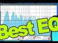 BEST EQUALIZER EQ-apEQ  | BahVideo.com