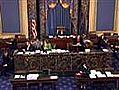 GOP senator slows down health debate | BahVideo.com