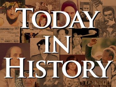 Today in History | BahVideo.com