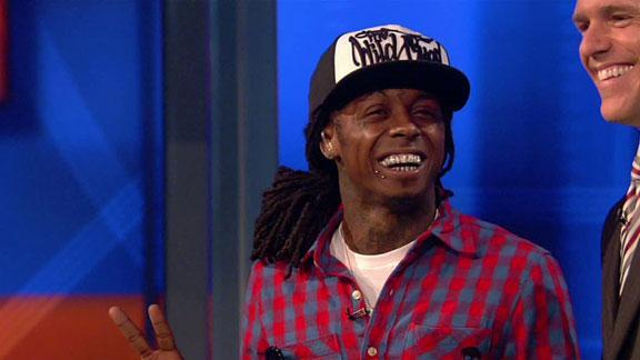 Lil Wayne Surprises Skip | BahVideo.com