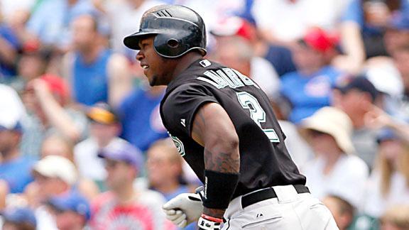 Marlins Top Cubs Late 7-5 | BahVideo.com