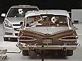Old vs New Chevrolet Crash Test | BahVideo.com