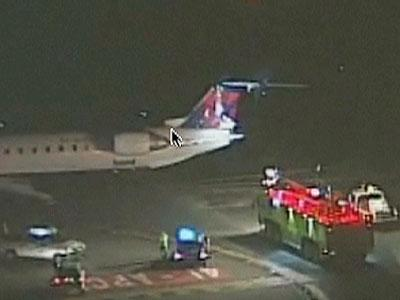 Raw Video NTSB joins probe of Boston airport | BahVideo.com