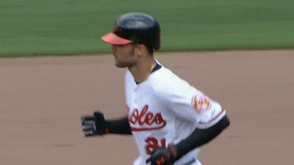 Orioles Upend Indians 8-3 | BahVideo.com