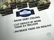 Stalemate in Congress over debt deal | BahVideo.com