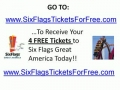 Six Flags Prices For Tickets - Free Six Flags  | BahVideo.com