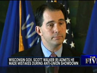 DEBATE Should WI Governor Scott Walker Have  | BahVideo.com