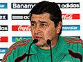 Tena no acepta fracaso en la Copa Am rica | BahVideo.com