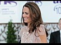 Kate Middleton Dazzles at Charity Gala | BahVideo.com