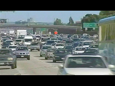 amp 039 Carmageddon amp 039 in LA  | BahVideo.com
