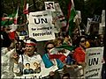 IRANIAN PROTEST AT THE UN | BahVideo.com