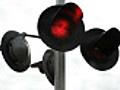 Railroad Crossing Signal | BahVideo.com