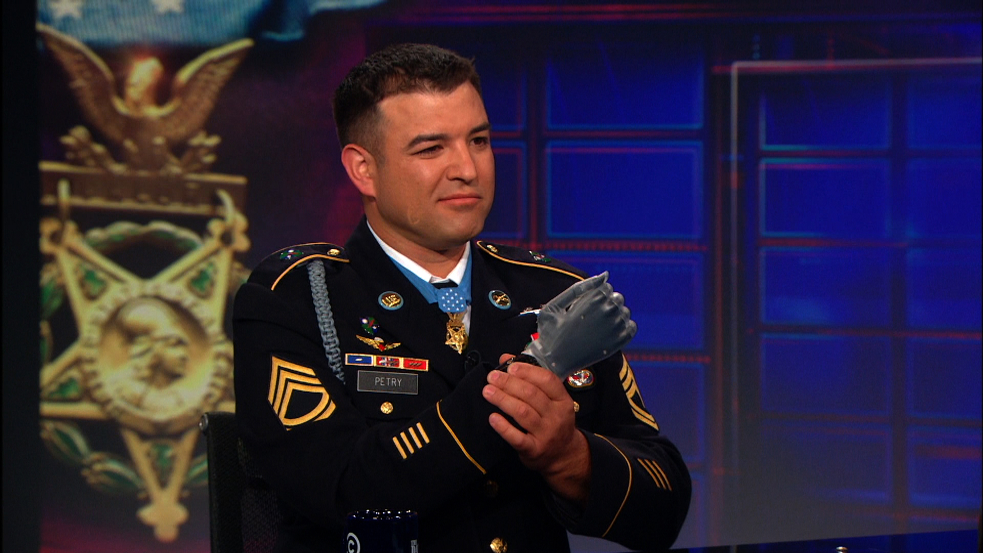 Exclusive - Leroy Petry Extended Interview Pt 1 | BahVideo.com