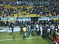 Ronaldo pasa pelo corredor formado pelos  | BahVideo.com