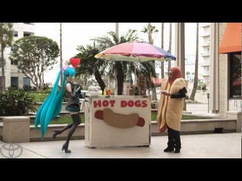 Corolla + Miku - Hotdog | BahVideo.com