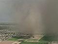 Dust storm blows through Arizona | BahVideo.com