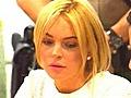 Zoom in DE - Lindsay Lohan Freiheit gegen    BahVideo.com