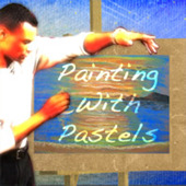 Painting With Pastels Episode 05    BahVideo.com