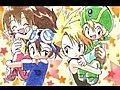 Digimon Kari und TK | BahVideo.com