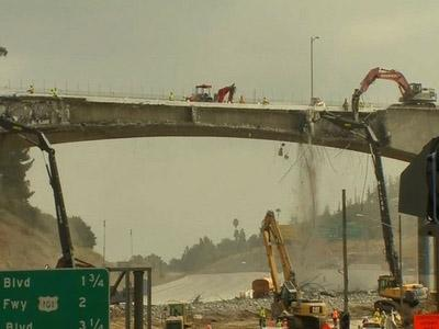 Calif Highway Officials It s Moving Freely | BahVideo.com