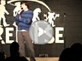 Tyler Greene at the Relapse Comedy Theater | BahVideo.com