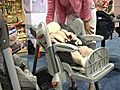 Chicco Delux Travel Seat Review   BahVideo.com